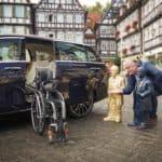 Das erste intelligente Rollstuhlverladesystem setzt neue Maßstäbe